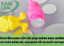 Màng seal nhôm nhựa PP