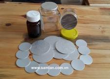 Màng seal cho chai thủy tinh, PVC, PS